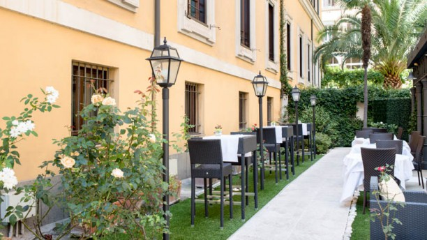 Il Roseto In Rome Restaurant Reviews Menu And Prices Thefork