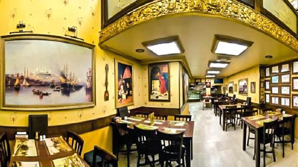 Güler Osmanlı Mutfağı Dining room