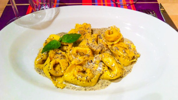 Al Bacio Suggestion de plat