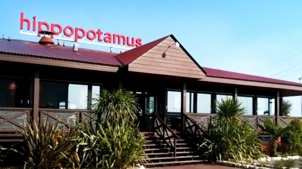 Hippopotamus Lorient Façade