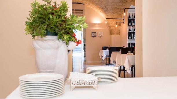 Origini Bistrot Ragusa - San Maurizio 1619 Vista sala