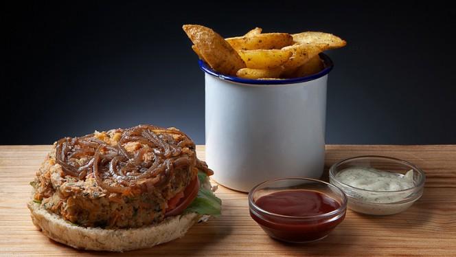 Prato - Burger Bar Blues, Lisboa