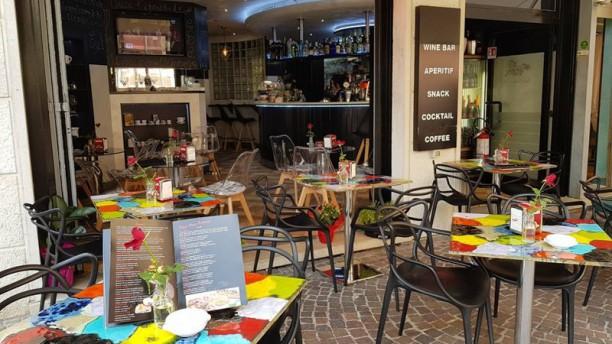 D'Annunzio Cafè Vista sala