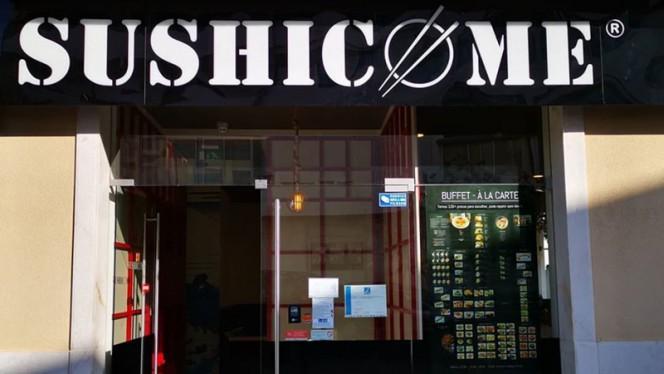 Sushicome - Campo de Ourique ristorante giapponese a Lisbona in Portogallo