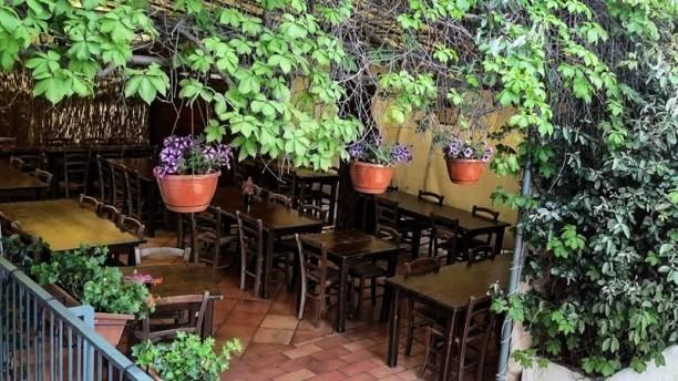 Ghine' Cambri' La terrazza