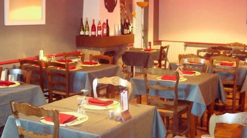 restaurant - La Couronne - La Chapelle-Largeau