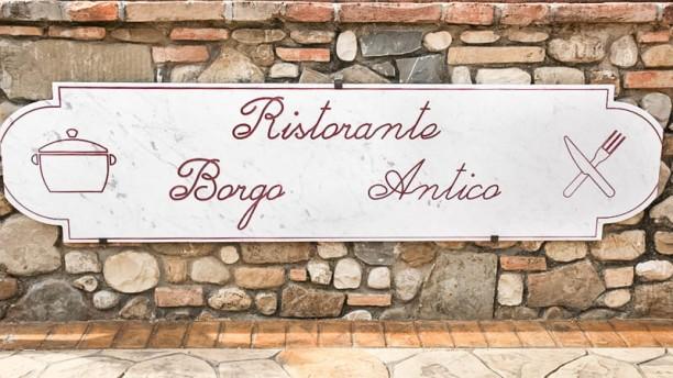 Borgo Antico insegna