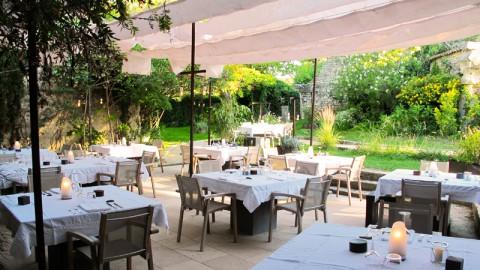 restaurant - L'Artémise - Aigaliers