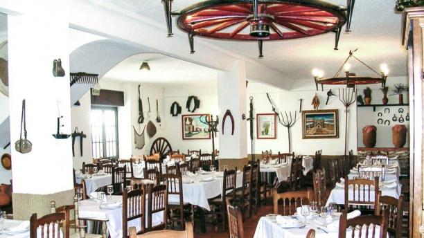 Rincón Manchego Vista sala
