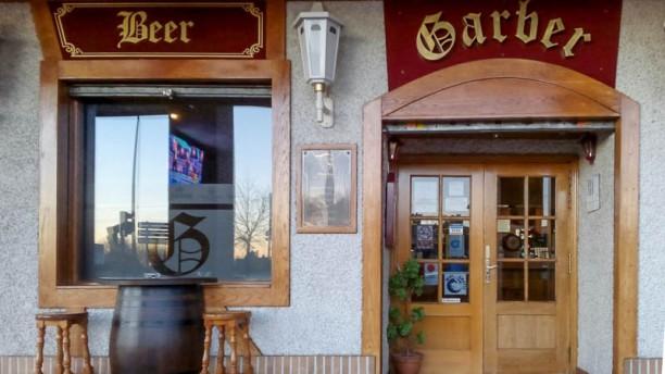 Cervecería Garber Vista sala
