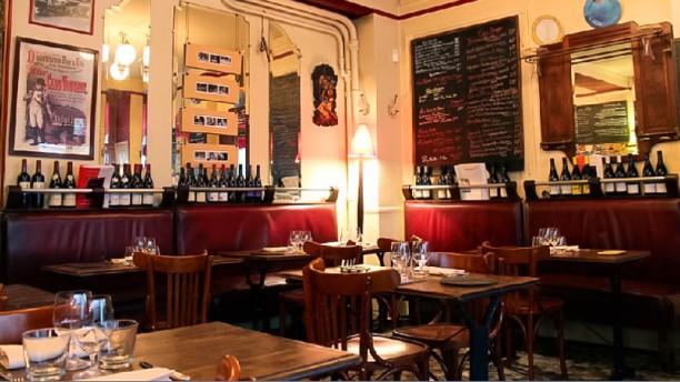Restaurant du Marché Salle du restaurant