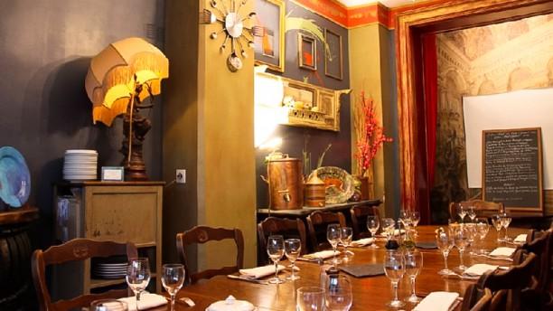 Restaurant du march in paris restaurant reviews menu - La table du bistrot limoges ...