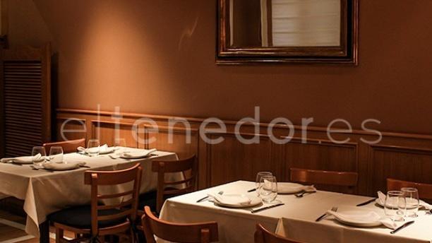 Restaurante cuenllas en madrid templo de debod arg elles - Restaurante cuenllas madrid ...