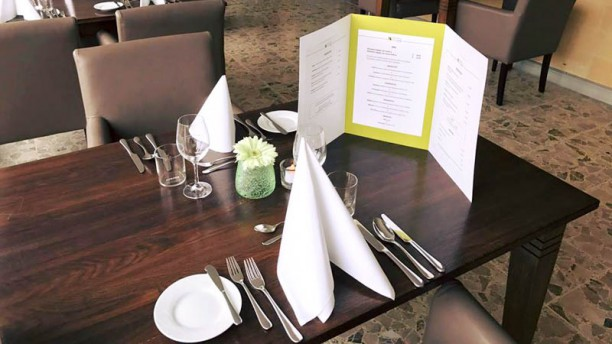 Restaurant PC (Parkhotel Valkenburg) Het restaurant