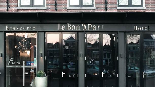 Le Bon 'Apart Ingang