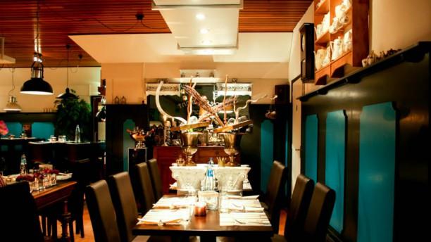 De Kroontjes Het restaurant