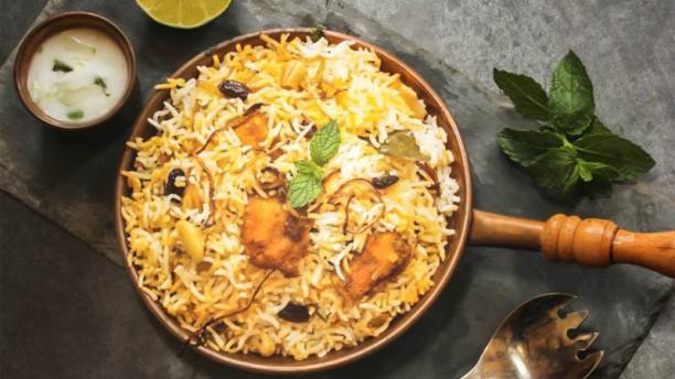Batoul Damascen Gourmet Föreslagen rätt
