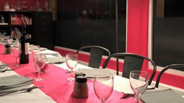 Cuisine et Gourmandises Salle