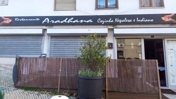Aradhana Entrada