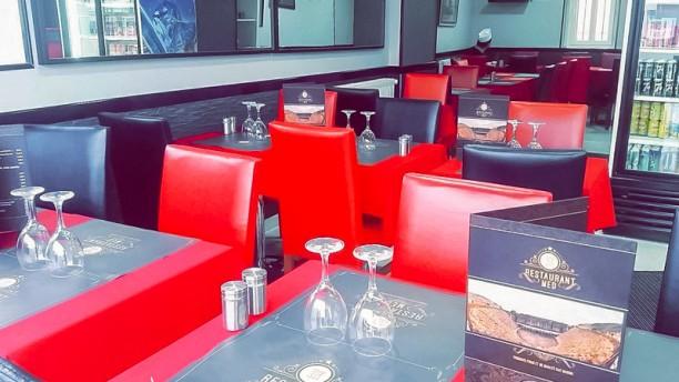 Med Salle du restaurant