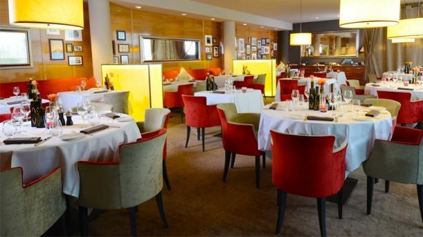 Starling - l'olivo Salle spacieuse et éléguante
