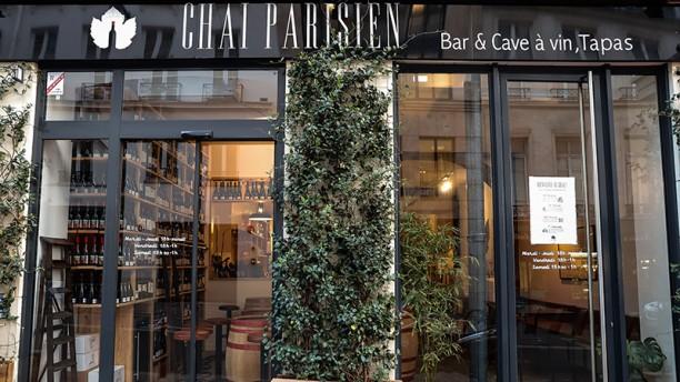 Chai Parisien Devanture