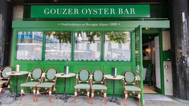 Gouzer Oyster Bar - Rive Devanture