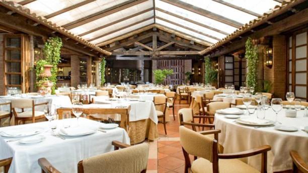 Restaurante caseron de araceli en san agust n del guadalix for Calle prado panetes 10 guadalix de la sierra