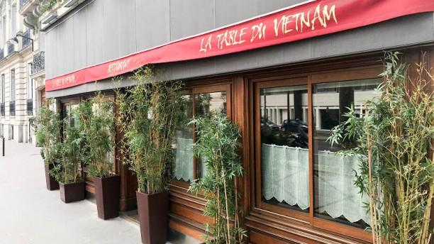 La Table du Vietnam Façade