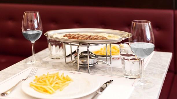 L'Entrecot Café de París - Puerto Banus Sugerencia del chef