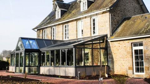 restaurant - Manoir de la Pommeraie - Campagnolles