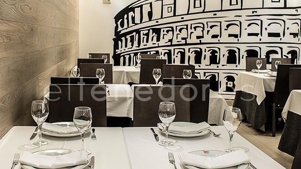Casa Marco Vista comedor