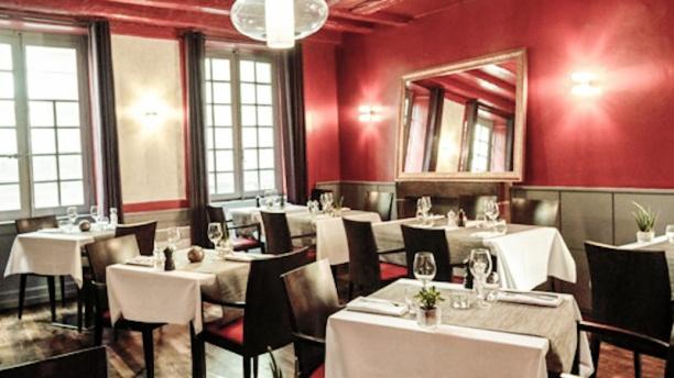Menu Restaurant Ancrage Saint Malo