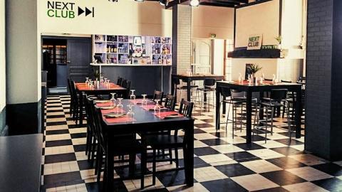 restaurant - Next Club Restaurant - Bevenais