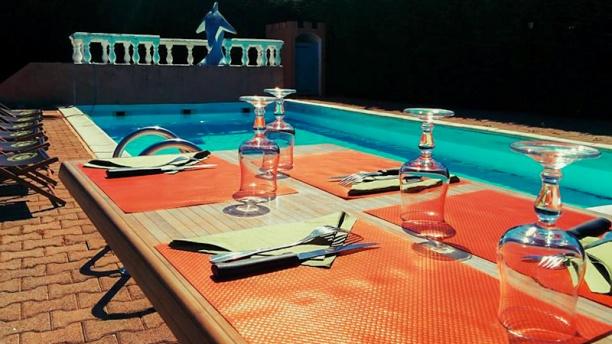 Restaurant next club restaurant b venais avis menu et for Club piscine prix thermopompe