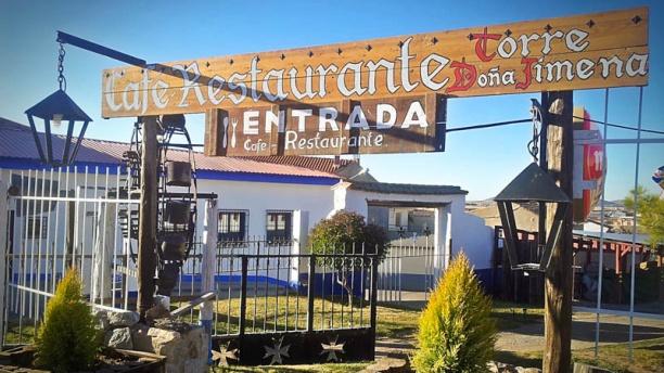 Doña Jimena Vista exterior
