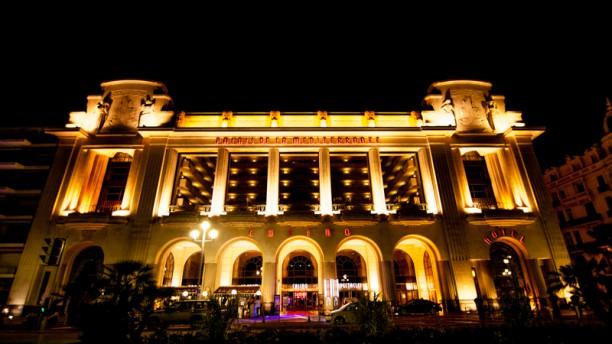Le Prom' - Casino du Palais de la Méditérranée Devanture