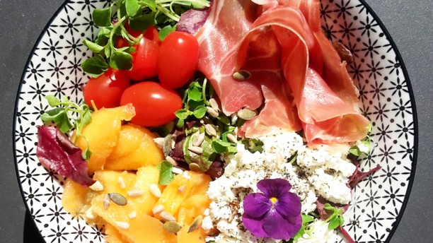 L'EtreAnge Salade Fraîcheur du jour