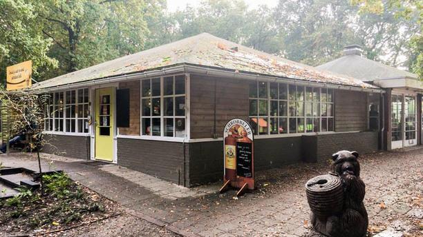 Paviljoen Appelbergen Ingang
