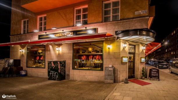 Greenwich Eatery Restaurangens