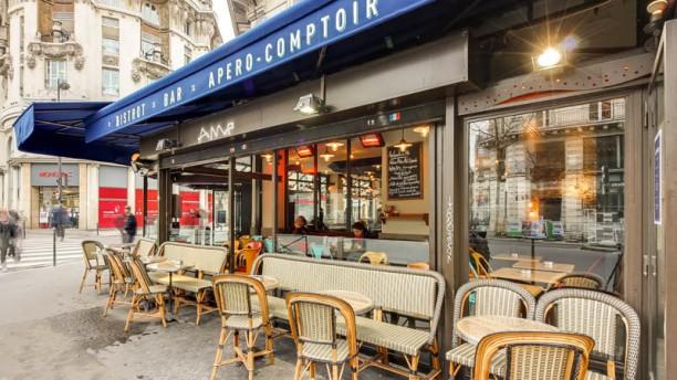 Café Le Capitole Devanture