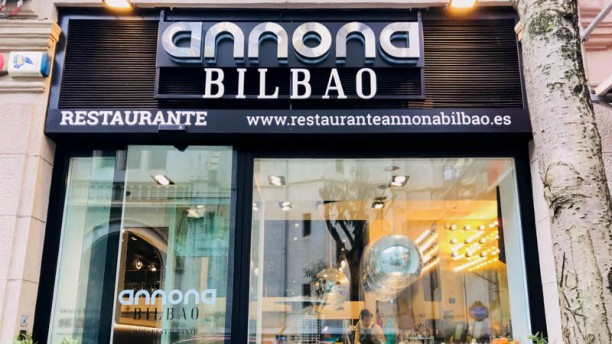 Annona Bilbao Entrada