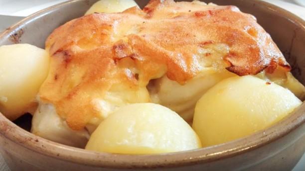 O'Portugués Sugerencia de plato