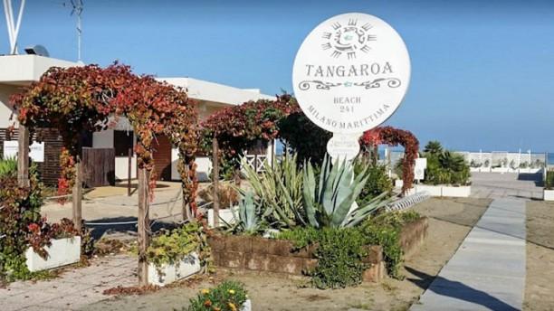 Ristorante Tangaroa Beach Esterno