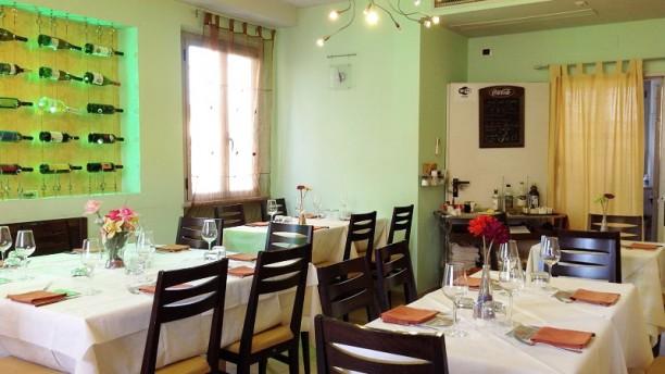Barocco Ristorantino Pizzeria Vista sala