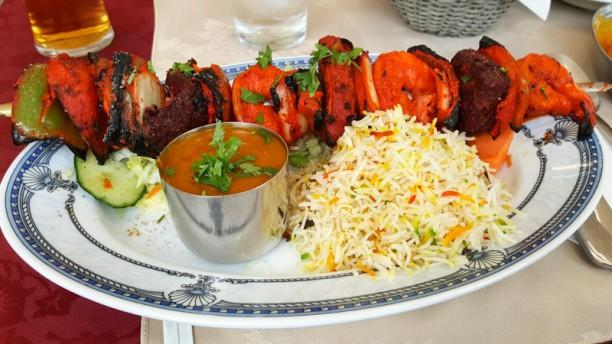 Maharaja Suggestion de plat
