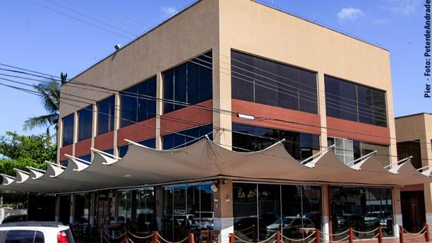 Pier Restaurante (antigo Ville Du Vin) exterior