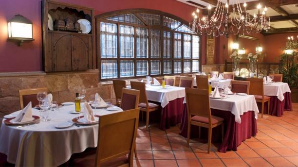 restaurante la lonja en pozuelo de alarcon:
