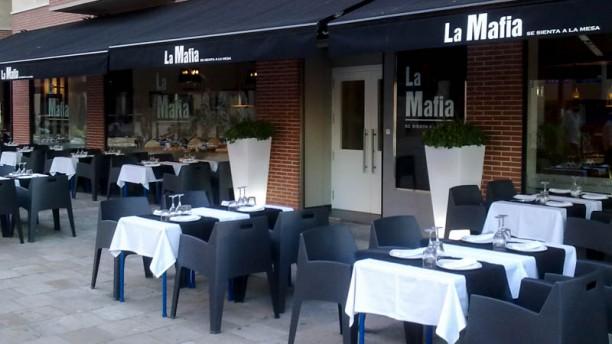 La Mafia se Sienta a la Mesa - Algeciras Vista sala