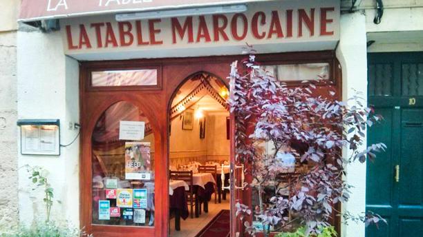 La Table Marocaine Entrée